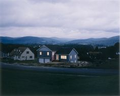 Gregory Crewdson's Untitled (empty house) from the series 'Twilight' (2001-2).