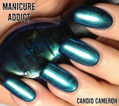NOPI Modern Family Collection Review and Giveaway at Manicure Addict.