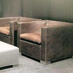 Suitcase Sofas - Minotti