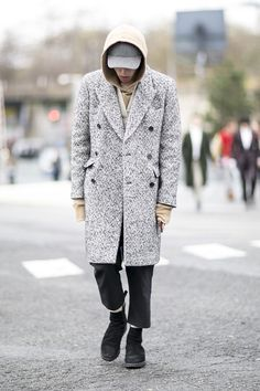 Style roundup from Paris #men FW16 day 5