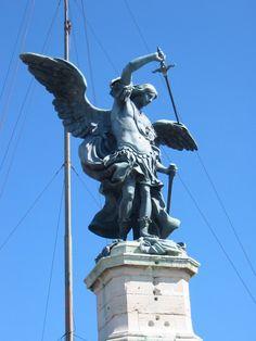 Angel of Castel De Angelo