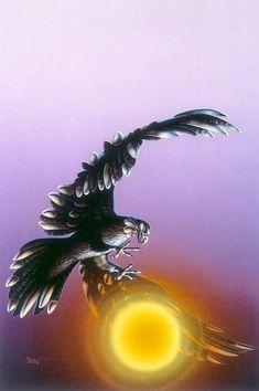 barclay shaw - deathbird stories