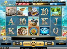 Mega Fortune Dreams Slot Game - http://www.slot-machines-paradise.com/games/mega-fortune-dreams-slot-game #Mega #Fortune #Dreams #MegaFortuneDreams #freeslots #jackpot #SlotGame