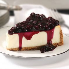 May 26th national blueberry cheesecake day   Sweet Kats Kitchen: Blueberry Cheesecake