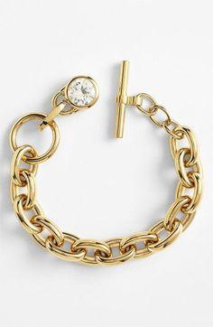 Michael Kors Link Bracelet   Nordstrom