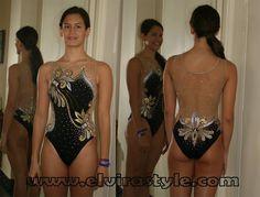 Resultado de imagen de imagenes trajes natacion sincronizada madrid competicion