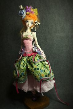 forgotten hearts bjd doll
