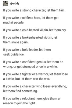 Creative Writing Prompts, Book Writing Tips, Writing Words, Fiction Writing, Writing Skills, Writer Tips, Writing Help, Writing Ideas, Writing Characters