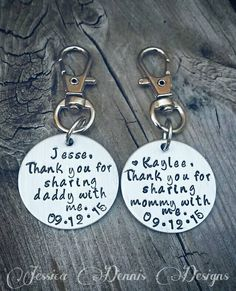 Wedding gift for Kids Thank you for by JessicaDennisDesigns