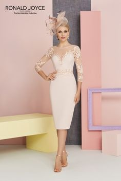991318 Ronald Joyce - Veni Infantino Mother of the bride Mother Of Bride Outfits, Mother Of Groom Dresses, Mother Of The Bride, Elegant Dresses, Beautiful Dresses, Luxury Wedding Dress, Wedding Dresses, Groom Outfit, Bridal Gowns
