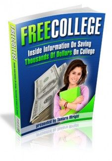 Free College Plr Ebook - Download at: http://www.exclusiveniches.com/free-college-plr-ebook.html