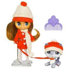 Littlest Pet Shop Blythe and Husky Pet – Cold Weather Cute | My Littlest Pet Shops