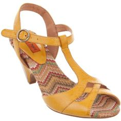 so nice yellow heels