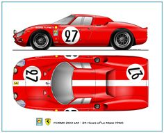 Ferrari 250-LM 1964