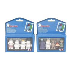Moomin characters extra set by Martinex - The Official Moomin Shop