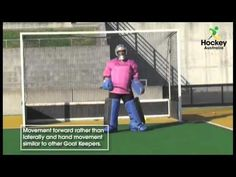 Technical Development for Field Hockey Goalkeepers (video). Tips and Drills from Australia Field Hockey