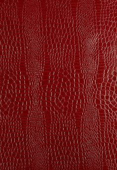 5005831 Crocodile Crimson By Schumacher