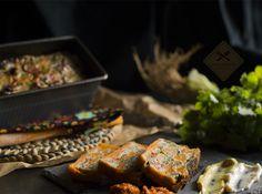 #pastel de #verduras de #otoño con #setas, #vegetables, #mushrooms www.Delicatessendiferentes.blogspot.com.es