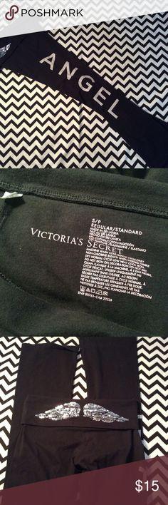Victoria's Secret Angels essential yoga a Size small in good condition Victoria's Secret Pants Boot Cut & Flare