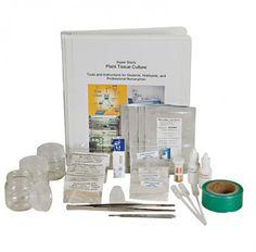 Plant Tissue Culture Kit - Complete