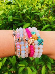 6b9ddf619a #bracelets #summerfashion #summerstyle #summerjewelry #beachy #ootd  #puravidabracelets #puravida