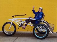 I am working on building this Trike into an amphibious vehicle for the 2014 Kinetic Grand Championship.