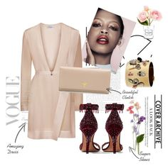 """Flower set 2"" by bibi-b ❤ liked on Polyvore featuring Givenchy, Prada, Alexis Bittar, Chanel, cool, Flowers, me and bibi"