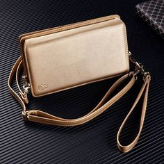 Fashion Lady Purse Handbag Card Pocket Wallet Case Cover For Iphone 6 7 8 Plus Leather Clutch, Pu Leather, Iphone 6, Apple Iphone, Apple Watch Accessories, Samsung Accessories, Pocket Wallet, Womens Purses, Clutch Wallet