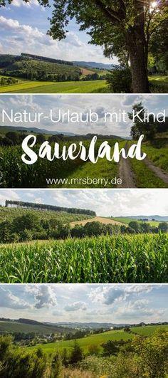 Urlaub mit Kind im wunderschönen Sauerland im Familotel Ebbinghof bei Schmallenberg | Natur pur! Erholung pur!