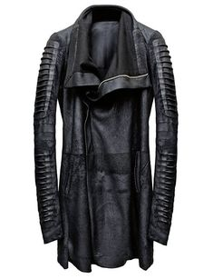 el estilo importa: rick owens jacket