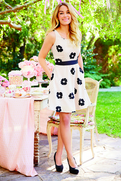 So cute!  Perfect for work this spring/Summer! March LC Lauren Conrad Collection for Kohl's