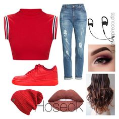 Designer Clothes, Shoes & Bags for Women Hip Hop Outfits, Kpop Outfits, Swag Outfits, Korean Outfits, New Outfits, Casual Outfits, Summer Outfits, Cute Outfits, Fashion Outfits