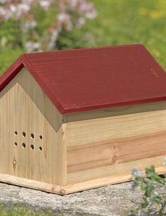 Beneficial Bumblebee House