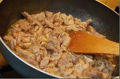 08-dušeno restováno Chicken, Meat, Cubs