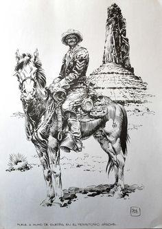 Ilustración de Antonio Hernández Palacios