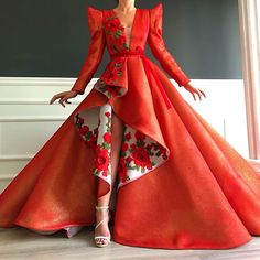 by Dona Matoshi. Shop for beautiful Gowns at Dona Matoshi. Discover a fabulous selection of dresses. Ball Gown Dresses, Evening Dresses, Prom Dresses, Formal Dresses, Mermaid Dresses, Wedding Dresses, Elegant Dresses, Pretty Dresses, Filipiniana Dress