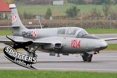 PZL TS-11 Iskra / pierwszy próbny start po remoncie