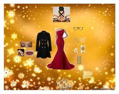 """Christmas Fever"" by onibokunbukky on Polyvore featuring Nancy Gonzalez, Ray-Ban, Casio, Chico's, Stella & Dot, StyleRocks and Miss Selfridge"