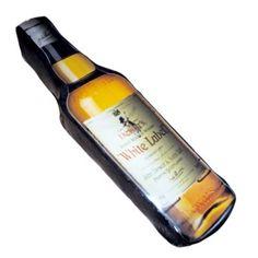 COMPRESSED MAGIC HAND TEE SHIRT in Shape of Liquor Bottle