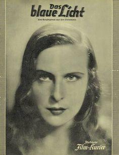 Leni Riefenstahl: 1932 - DAS BLAUE LICHT Eine Legende aus dem Sarntal