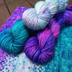 Hey, I found this really awesome Etsy listing at https://www.etsy.com/listing/538192964/hand-dyed-yarn-set-of-3-coordinating