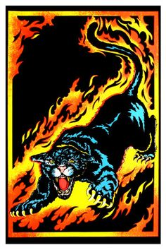 blacklight posters - Google Search