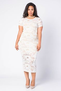 G stage lace dress maxi