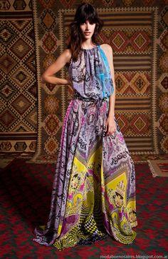 Moda invierno 2015 moda mujer Benito Fernandez.