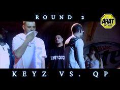 Rap battle qp vs keyz ahat california vs utah qleen paper