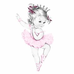Shop Vintage Pink Ballerina Princess Baby Girl Shower Standing Photo Sculpture created by The_Vintage_Boutique. Baby Girl Princess, Vintage Princess, Baby Shower Princess, Pink Princess, Princess Tiara, Ballerina Baby Showers, Baby Ballerina, Vintage Ballerina, Ballerina Nursery