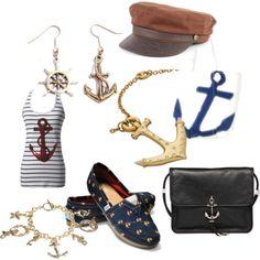 alli simpson<3 nautical clothing