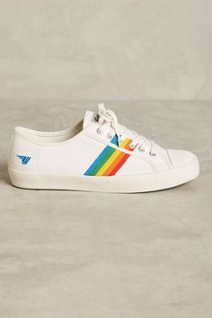 Shop the Gola Rainbow Stripe Sneakers and more Anthropologie at Anthropologie today. Read customer reviews, discover product details and more.