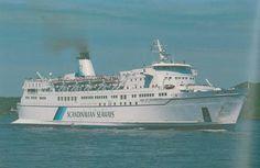 1999 - De route van IJmuiden naar Newcastle wordt steeds populairder en er komt er een tweede schip op de route, de KING of Scandinavia.