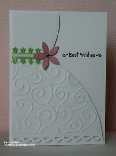 so clever for a bridal shower card!